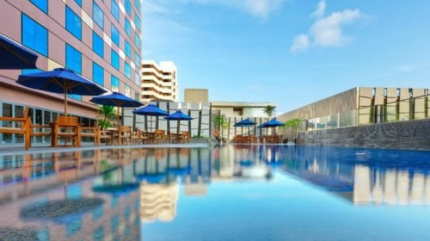 Get 10% Rebate in Grand Mercure Singapore Properties with Standard Chartered Card