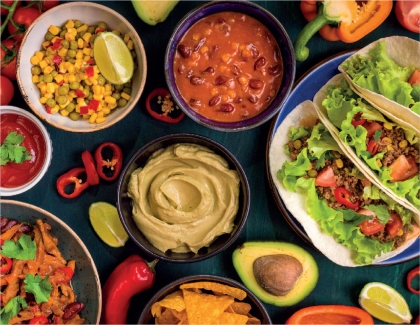 Mexican Weekend Buffet at Flavors Restaurant
