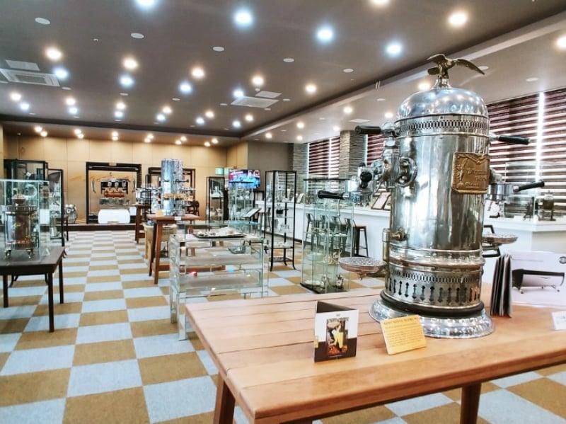 Instagrammable cafes in Gangwon: Coffee Cupper