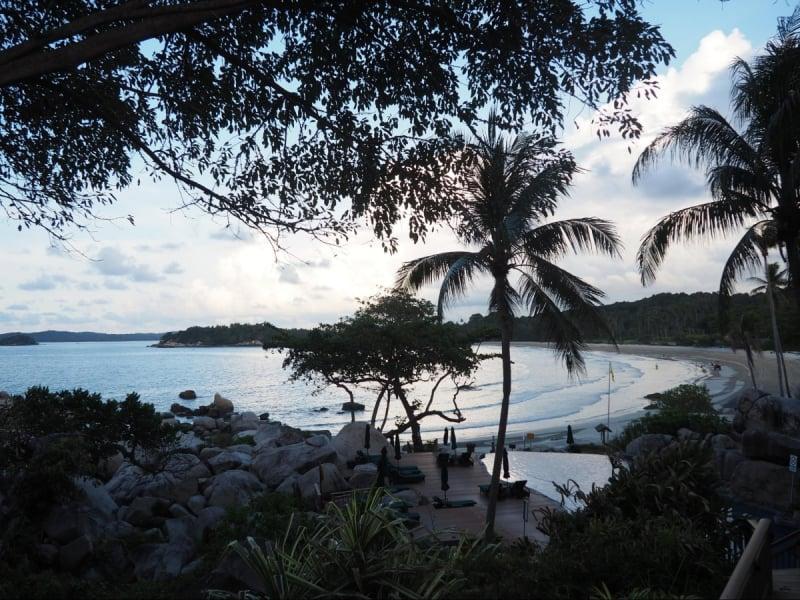 bãi biển ở Indonesia