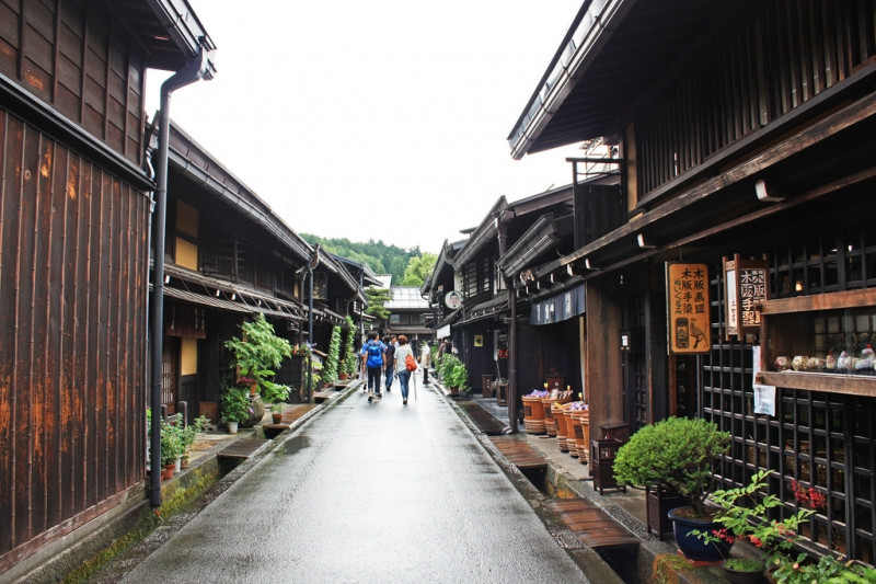 things to do in hida takayama