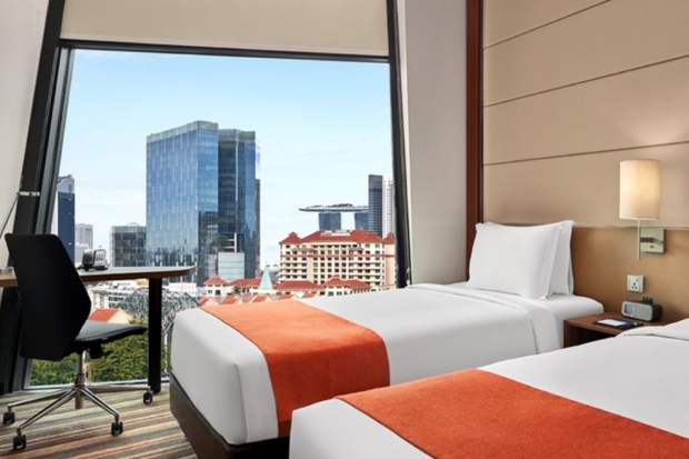 Up to 20% Savings at Holiday Inn Express Singapore Clarke Quay with HSBC Card