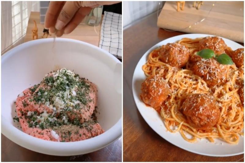Lady and the Tramp Spaghetti Recipe