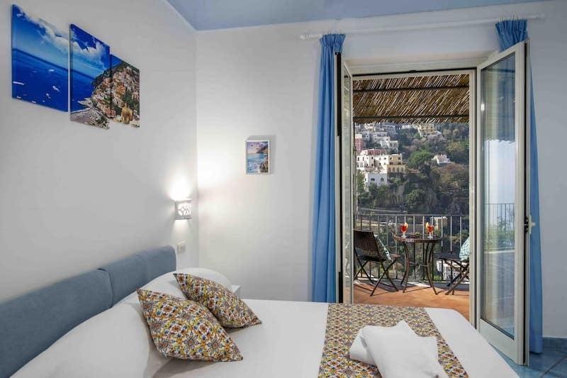 Apartment in Positano