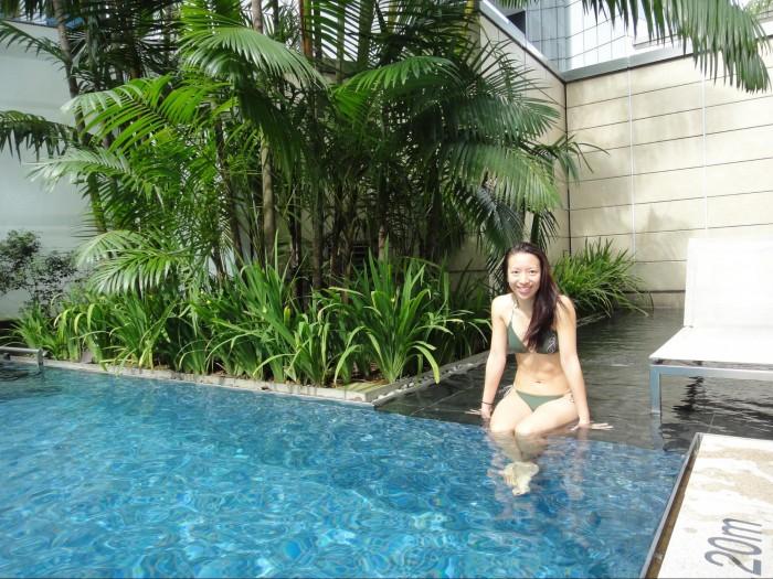 bask hotel pool