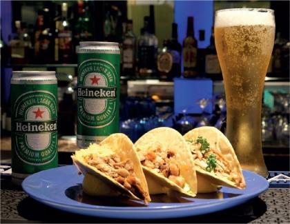 Pinoy-style Taco Treats at Oz  Bar