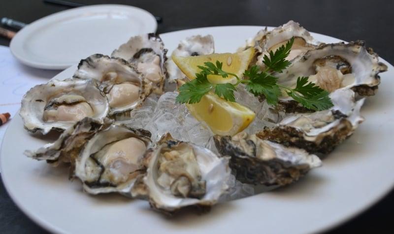oysters at batemans bay