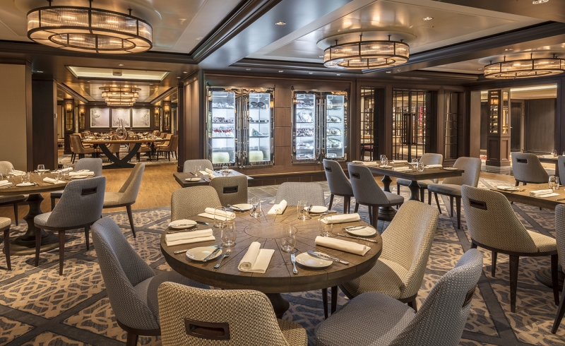 restaurant on genting dream