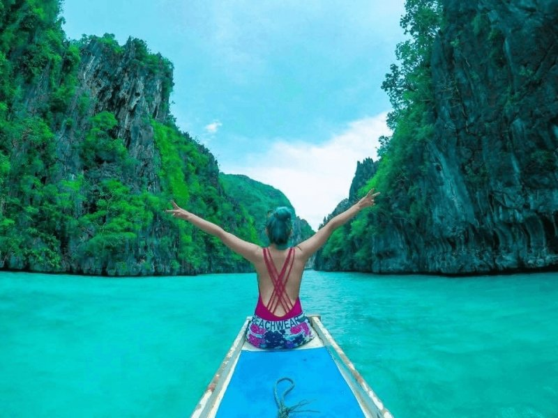 palawan philippine destinations for foreigners