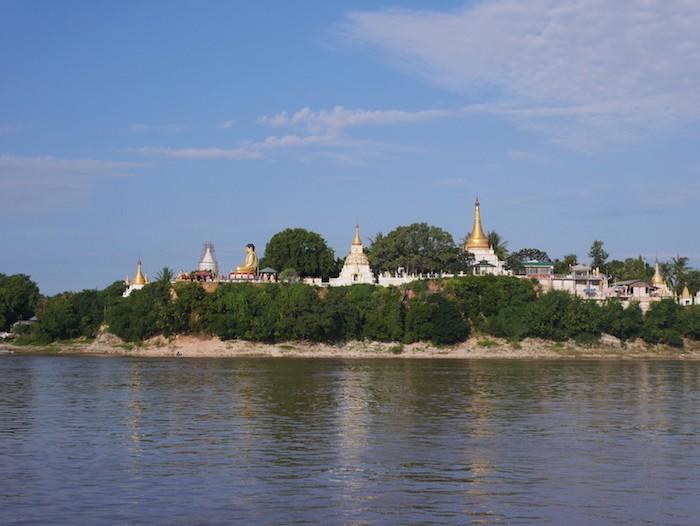 mandalay đến Bagan