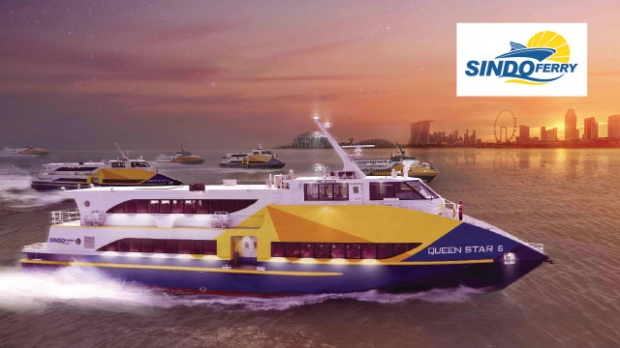 Enjoy $10 OFF per Adult Ticket for 2-way Ticket on Selected Sindo Ferry Route with NTUC Card