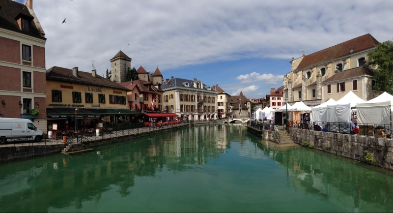 little venice france annecy
