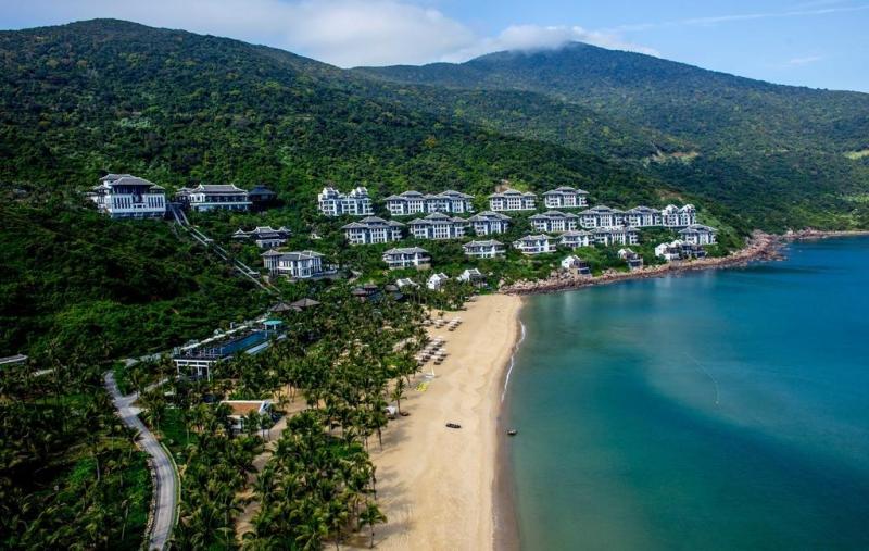 hotels in da nang vietnam InterContinental Da Nang Sun Peninsula Resort
