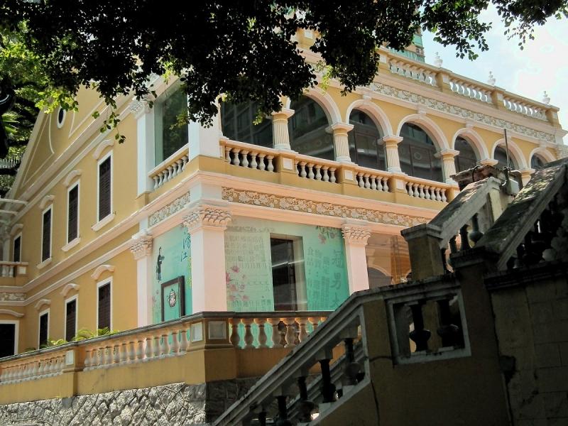 macao tea culture museum