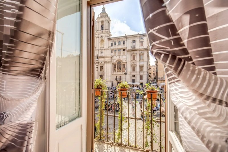 airbnb rome in piazza navona