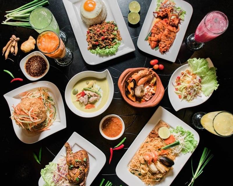 Halal Thai Food In Singapore Halalzilla