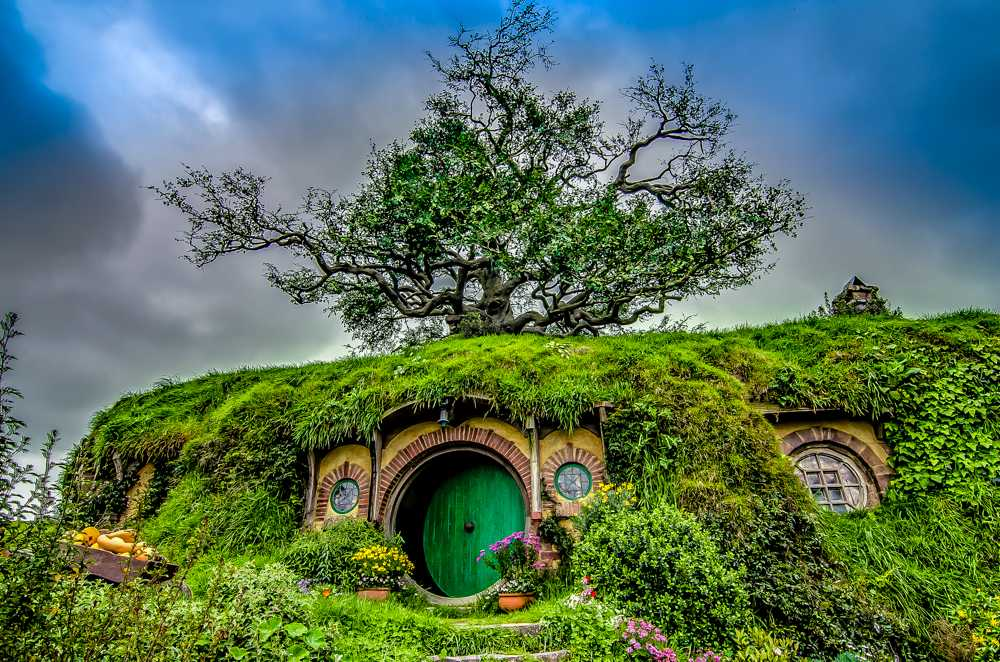 middle-earth new zealand