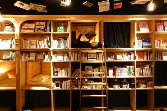 tokyo budget hostel