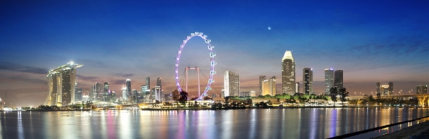 Celebrate #OneNationTogether at Singapore Flyer