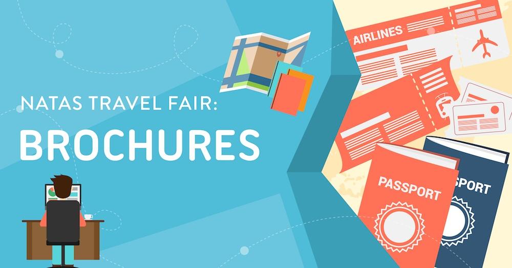 Natas Travel Fair March 2018 Brochures