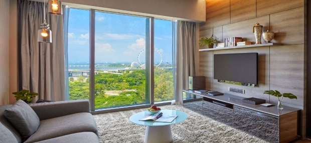 Premium Privileges Offer with Up to 20% Savings at Pan Pacific Serviced Suites, Beach Road