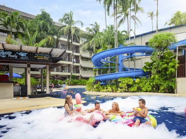 15% Off Stay at Novotel Phuket Karon Beach Resort & Spa with HSBC