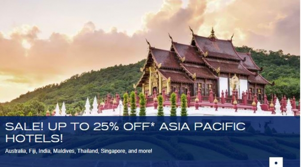 Up to 25% Off Asia Pacific Hotels with DoubleTree by Hilton