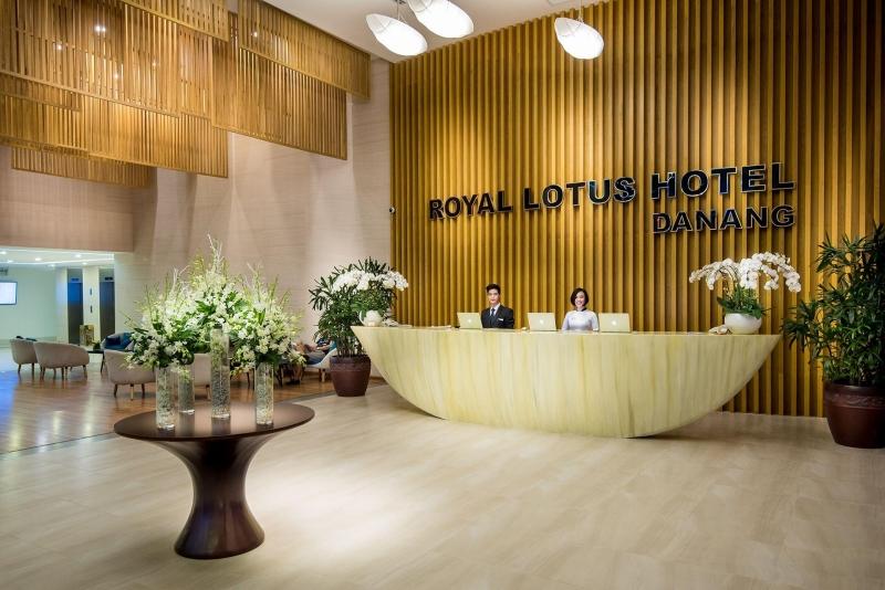 hotels in da nang vietnam Royal Lotus Hotel Da Nang
