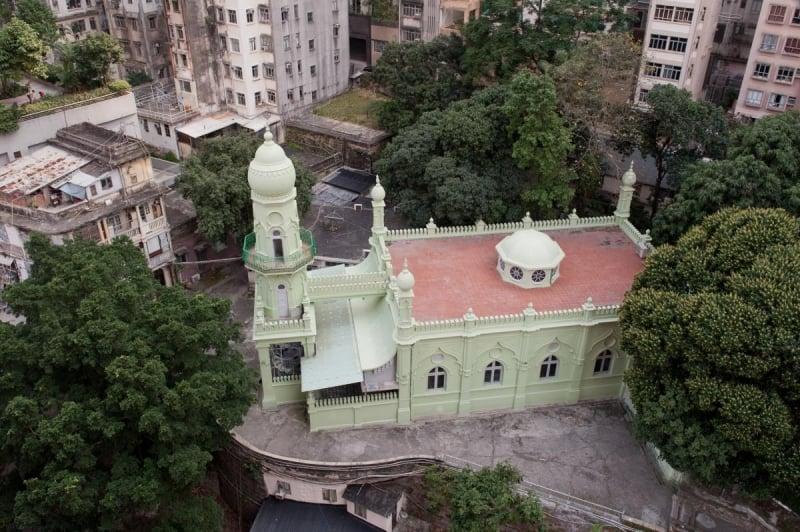 Jamia Mosque Hong Kong