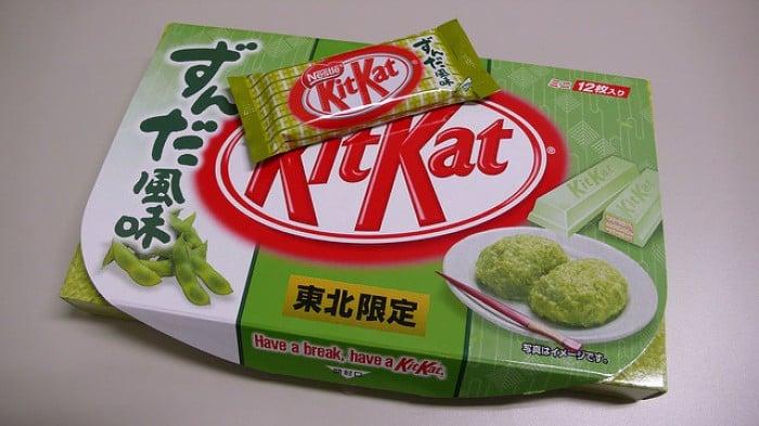 Edamame KitKat