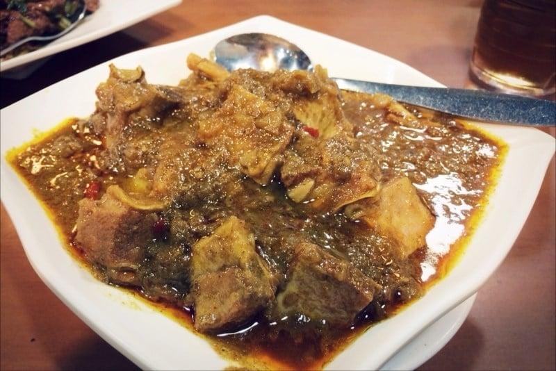 Ma's Restaurant Hong Kong