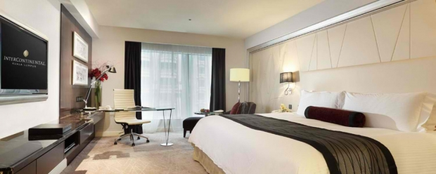 Family Getaway Room Offer in InterContinental Kuala Lumpur