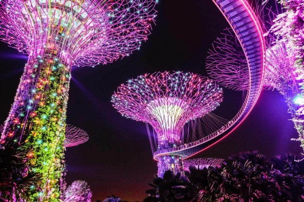 Celebrate Singapore's National Day with Views of the Fireworks in JW Marriott Hotel Singapore South Beach