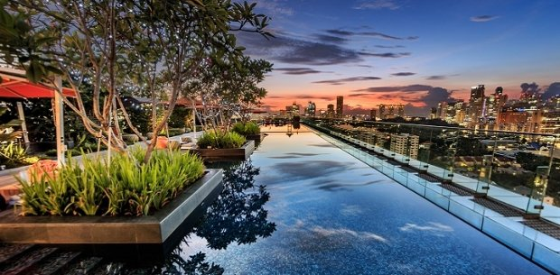 Stay and Feast Offer at Hotel Jen Orchardgateway Singapore from SGD460