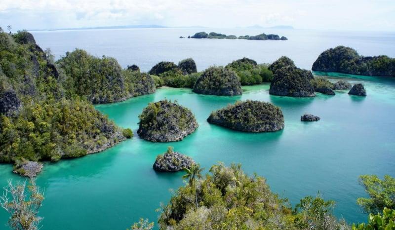 biển Indonesia