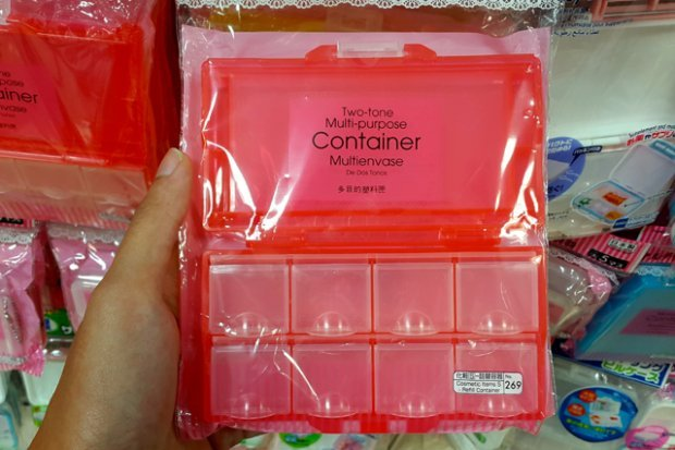 16 Travel Essentials To Buy From Daiso Before A Vacation