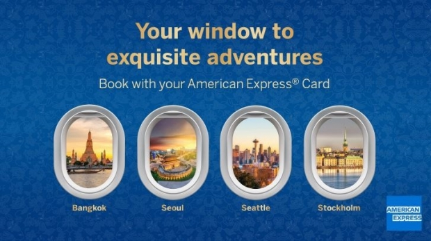 Travel Revolution 2019: Singapore Airlines and American Express Card Special Offer