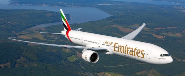 Up to 10% off Economy Class Flight in Emirates with PAssion Card