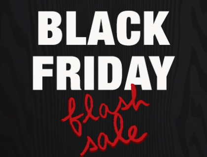 Black Friday – Flash Sale!