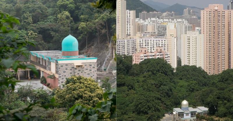 Chai Wan Mosque Hong Kong