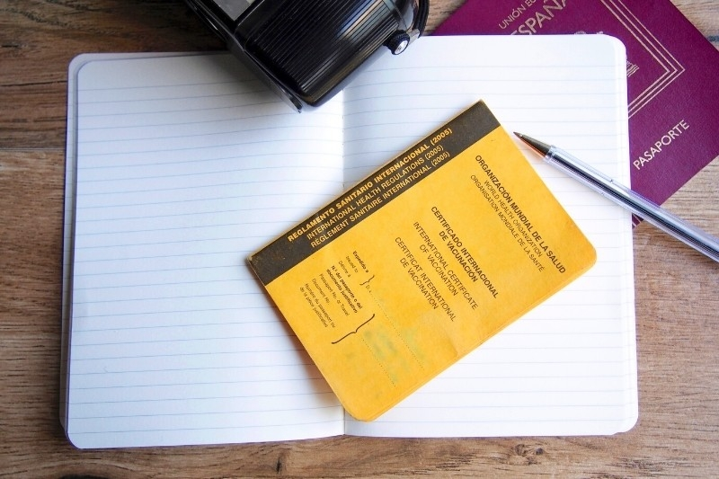 COVID-19 Vaccine Passport for Travel