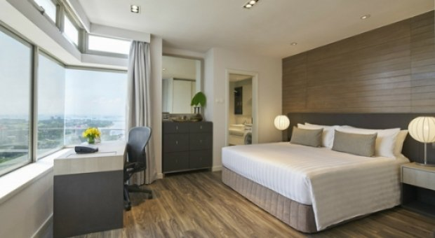 Best Rate Offer with 10% Savings in Parkroyal Serviced Suites Singapore