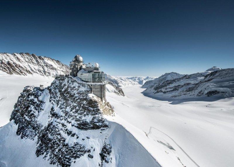 jungfraujoch adventure