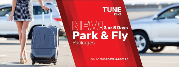 Stay at Tune Hotel and Park & Fly for your Next Holiday