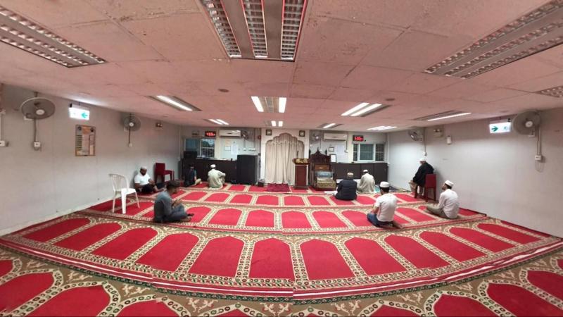 Ibrahim Mosque Hong Kong