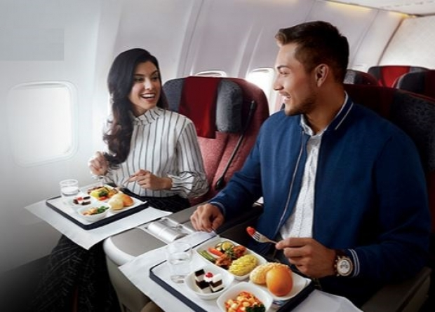 Business Class Year-End Sale in Garuda Indonesia