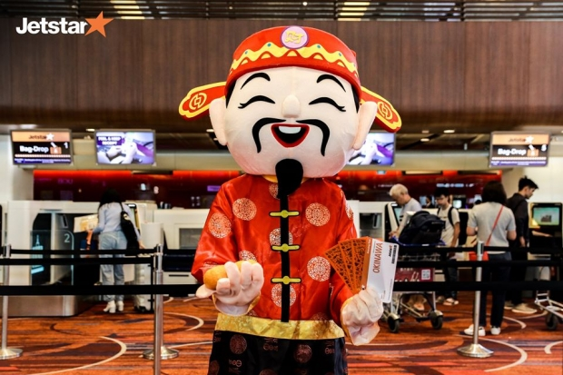 WIN Exciting Prizes from Jetstar in Celebration of Chinese New Year