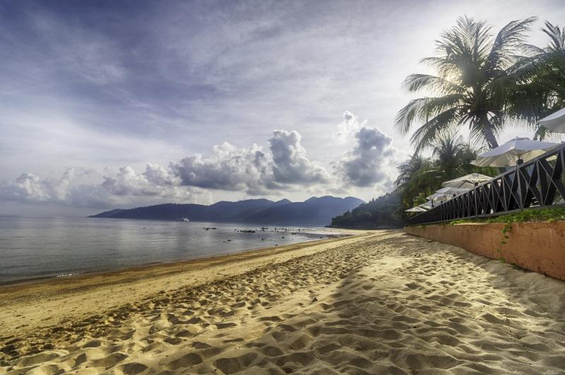 Tioman islands in Malaysia