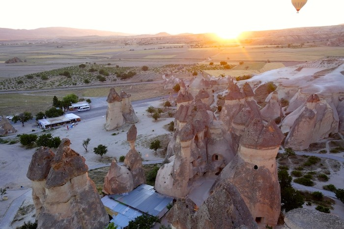This is What a Hot Air Balloon Ride in Cappadocia Feels Like