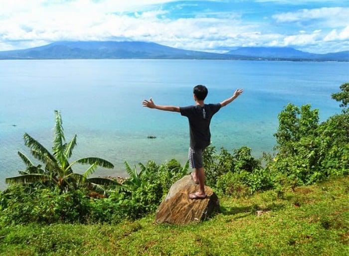 Barangay Rawis of San Miguel Island
